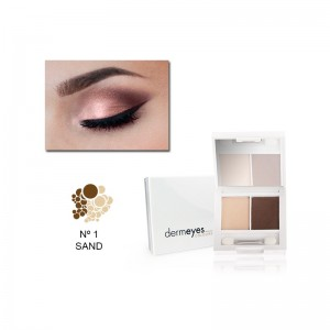 DERMEYES HEALTHY SHADOWS SAND