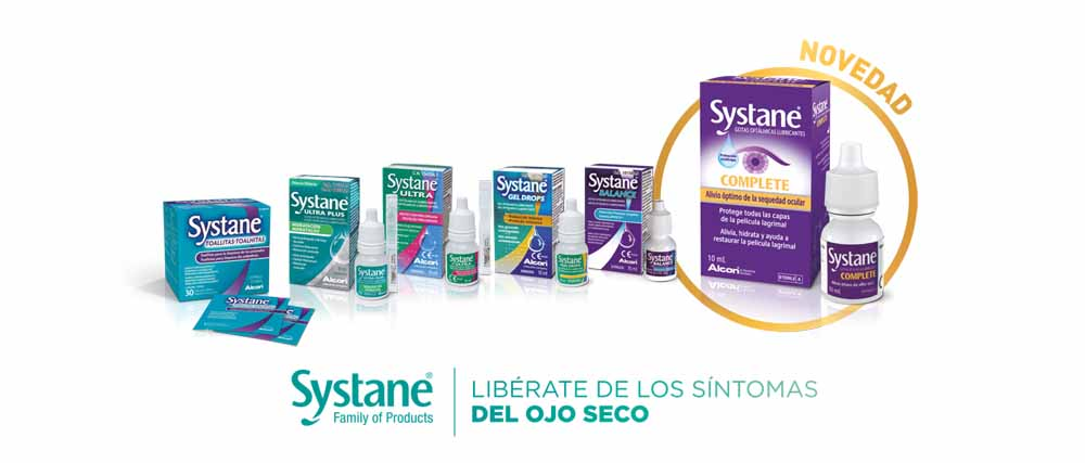 Productos Systane