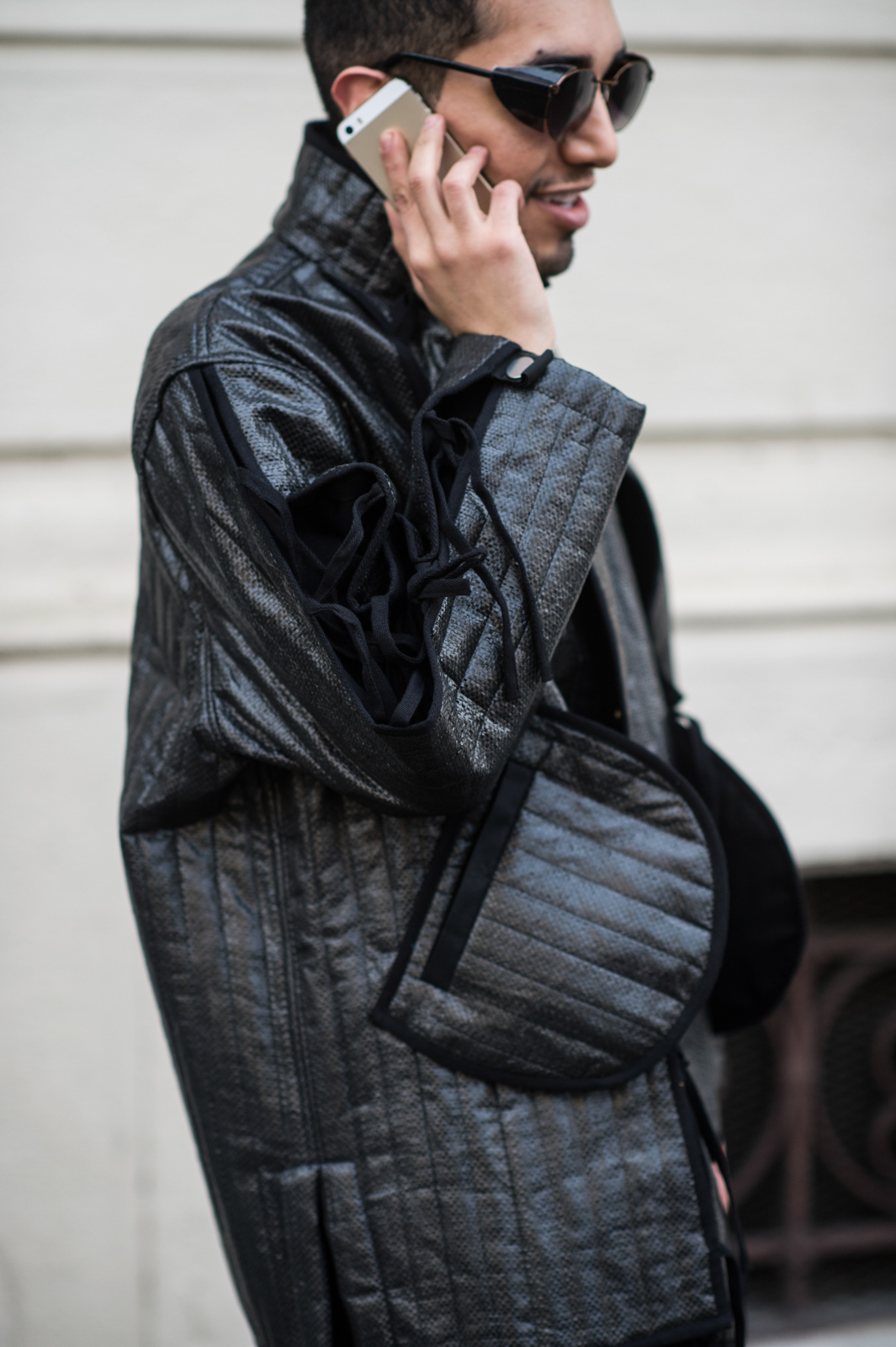 Event Caption: MILAN FASHION WEEK #MFW Street Style A/W 2015 - DAY FOUR